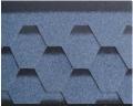 天津油毡瓦沥青瓦彩色玻纤瓦房顶自粘防水瓦厂家直销