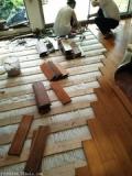 上海浦东新区木地板维修翻新电话-电话预约铺装