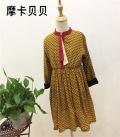 北京童装批发市场摩卡贝贝品牌折扣童装尾货货源