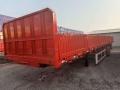 一辆13米仓栅半挂车价格公告更新三亚市