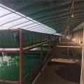 防水帆布水池-养鱼篷布水池定做-帆布鱼池水槽图片
