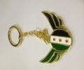 石家庄订做金属钥匙扣 礼品奖牌徽章钥匙扣
