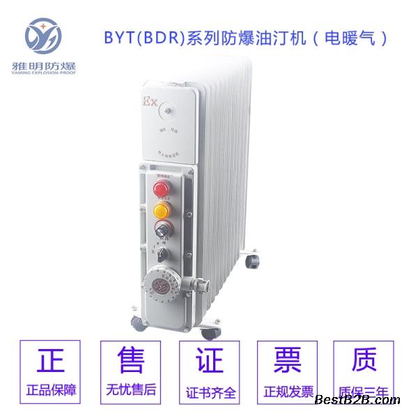 3000W220V移动式防爆电暖器