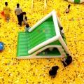 商场大型百万海洋球池户外儿童乐园淘气堡室内游乐设备