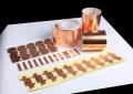 模切冲型导电铜箔胶带电磁屏蔽胶带