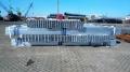 一个40HQ集装箱的塑胶手套从石家庄运输到青岛港