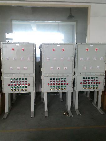 落地式防爆电控柜