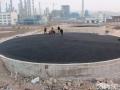 四川绵竹冷沥青砂冷沥青砂 简化罐底施工流程
