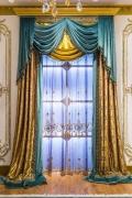 天津专业定做酒店学校写字楼窗帘定做免费侧尺