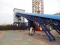 供应HZS50型山东鸿达建工集团混凝土搅拌站