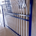 庭院型钢护栏小区学校厂区围墙护栏防爬防盗防腐福建