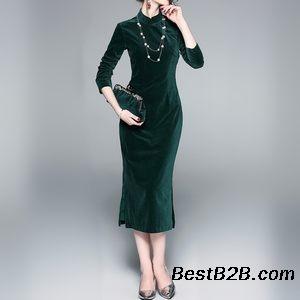 供应女装品牌国际二线专柜品牌 女装折扣尾货