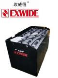 小松叉车电池48V490AH 小松48V叉车蓄电池