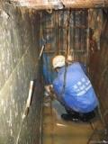北京朝阳区地下室电梯井专业注浆防水堵漏公司