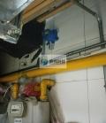 医院学校食堂可燃气体报警器,燃气泄漏探测器