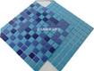 游泳池瓷砖蓝色陶瓷马赛克 园林温泉泳池地砖