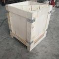 高密厂家加工出口免熏蒸木箱定制大型机器设备胶合板包