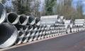 厂家大量供应拼装镀锌金属波纹管涵