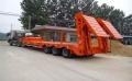 配置表+16.5米英尺骨架式集装箱半挂车+报价单