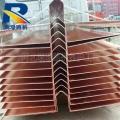 V型紫铜止水钢板A止水钢板泗阳正规生产厂家