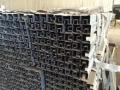不锈钢凹槽管,80方凹槽管厂家