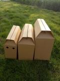 鹤壁彩色纸箱厂水果纸箱定做牛皮纸箱