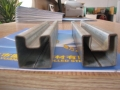 护栏凹槽管加工,凹槽管型号