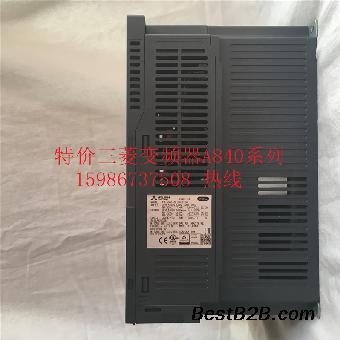 三菱变频器FR-F840-05470 三菱风机水泵