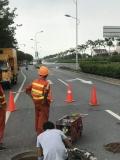 徐汇管道清淤CCTV管道检测潜望镜检测排水管道清洗