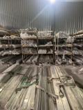 无锡6063小口径铝管10*1,库存795支