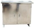 朝阳区订做不锈钢架子不锈钢柜子不锈钢手推车加工