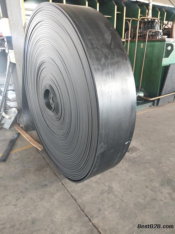 供应阻燃斗提机钢丝绳提升带青岛宏川橡胶