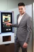 技诺智能自助商用现磨咖啡机-FS170全自动现磨