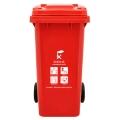 四川分类垃圾桶120升加厚240L环卫挂车桶批发
