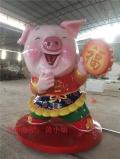 广州玻璃钢水果卡通雕塑定做厂家