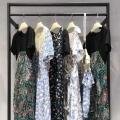 相约四季19春商场专柜正品剪标女装批发品牌女装折扣