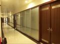 顺义区安装玻璃隔断安装透明玻璃隔断