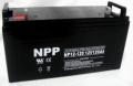 耐普蓄电池12V200AH 铅酸免维护蓄电池