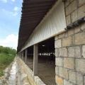 猪场卷帘布厂家 养殖卷帘布加工 温室养殖场卷帘布