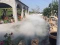 四川内江资阳人造雾设备打造人间仙境众策山水设计施工