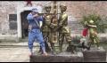 陕西爱国主义故事情景演绎设备 红色拓展配套设备供应
