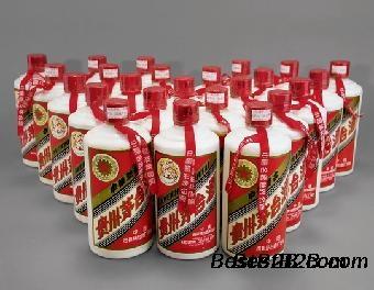 昆明回收回收50年茅台酒瓶价格、(50年茅台酒空瓶)多少钱.