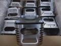 锡纸盒底座支架纯不锈钢厂家定制新款带把手