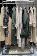 香港知名品牌香奈儿女装尾货批发市场