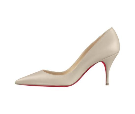 CL红底鞋秋冬秀亲民 推5.5厘米细跟新款Clare