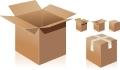洛阳牛皮纸箱包装厂 瓦楞纸箱