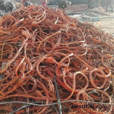 旅顺口铜芯电缆回收 旅顺口铜芯电缆回收多少钱一吨