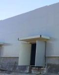 军工泄压墙厂家 河南鼎卓防爆墙采用岩棉板的做法