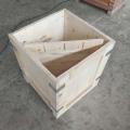 青岛定做免熏蒸木栅栏箱板条卡板箱包装木栈板加工花格