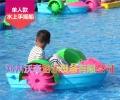 上海公园水上手摇船儿童划船工厂直供